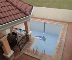 7 Bedroom House and lot with pool for rent - P180K - 0