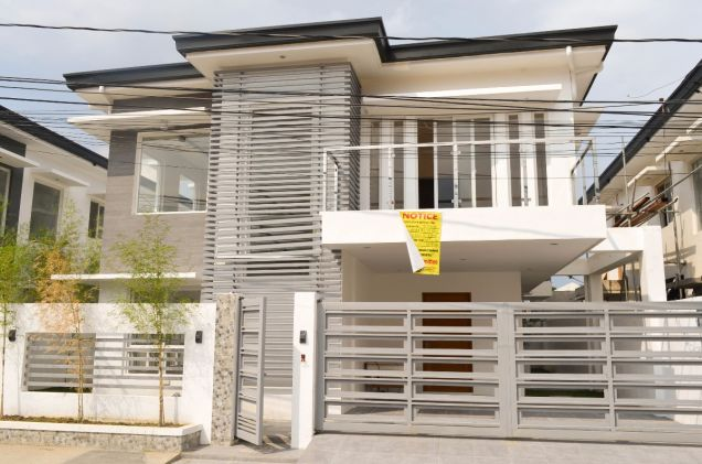 Elegant Modern Zen Design House And Lot In BF Homes Paranaque