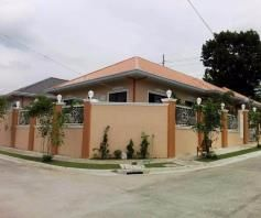 3 Bedroom Brand New Bungalow House for Rent in Angeles City - 0