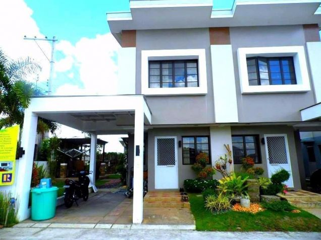 3 Bedroom Duplex House For Rent In Angeles City - 0
