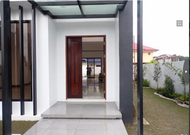 Modern 2 Storey House with swimming pool for rent - 75K - 5