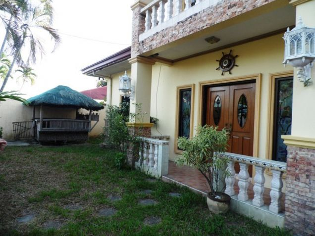 House & Lot ot with yard For Rent inside a gated Subdivision in Friendship - 75K - 9