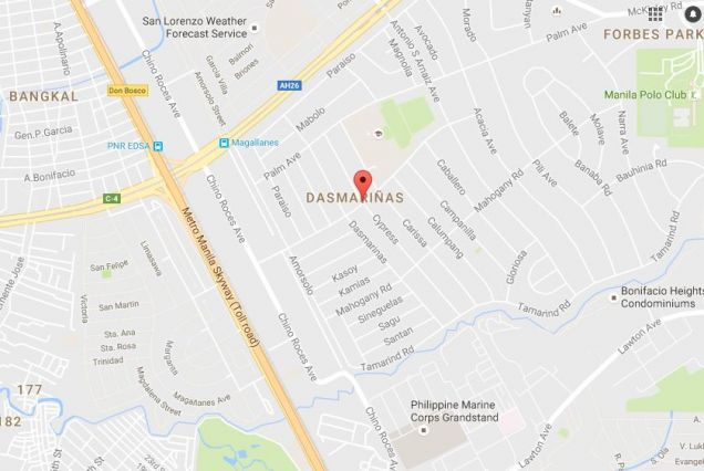 3 bedroom House and Lot fo Rent in Dasmariñas, Makati, Code: COJ-HL - 939ORM - 0
