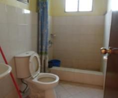 Spacious Bungalow House in Balibago for rent - 25K - 2