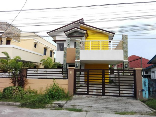 2-Storey Brandnew Modern House & Lot For RENT In Friendship Angeles City Near CLARK - 0