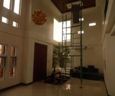For Rent Four Bedroom House With Big Garden And Pool In Angeles City - 1