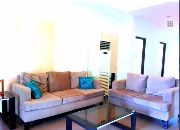 Furnished Bungalow House With Pool For Rent In Angeles City - 1