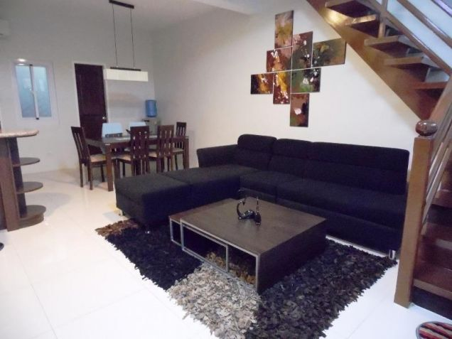 Fully Furnished Apartment with 2BR for rent Near in Sm Clark --- P35,000 - 1