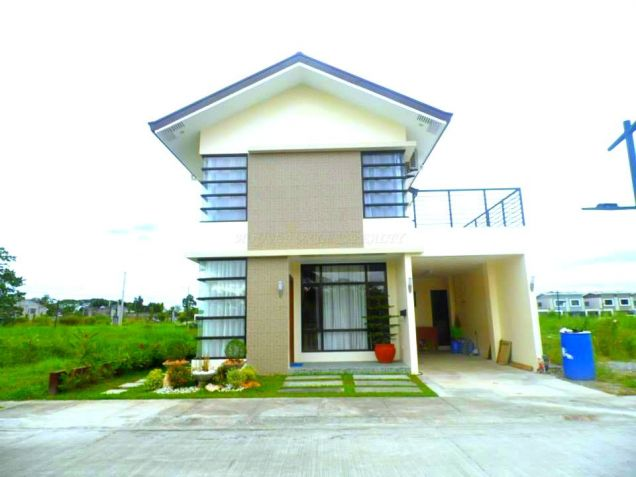 Two Story House For Rent In Angeles City Pampanga - 0