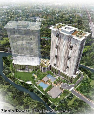 1BR RFO Condo Unit Near Vertis North, SM North, Nlex, Resort Type Condominium - 1