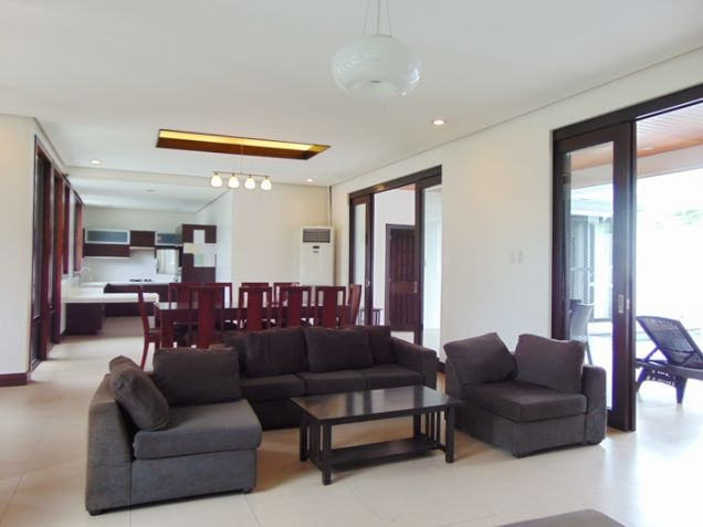 4 Bedrooms Nice House with Swimming Pool for Rent in Banilad, Cebu City - 6