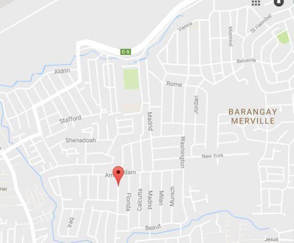 4 bedroom House and Lot fo Rent in Merville, Parañaque, Code: COJ-HL - 450RU - 0