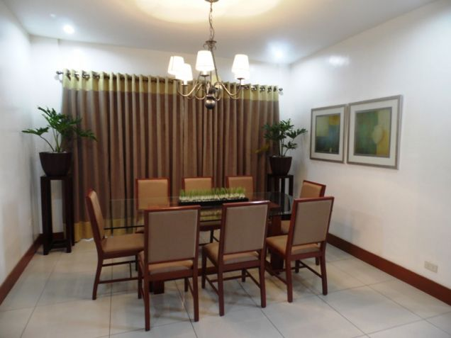 2-Storey House and Lot for Rent in Balibago Angeles City Near Marquee Mall - 1