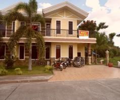 2 Bedroom Town House for rent inside a Secured Subdivision near Clark - 45K - 0
