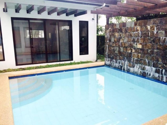 3 Bedroom Furnished House and Lot with Pool for Rent in Amsic - 0