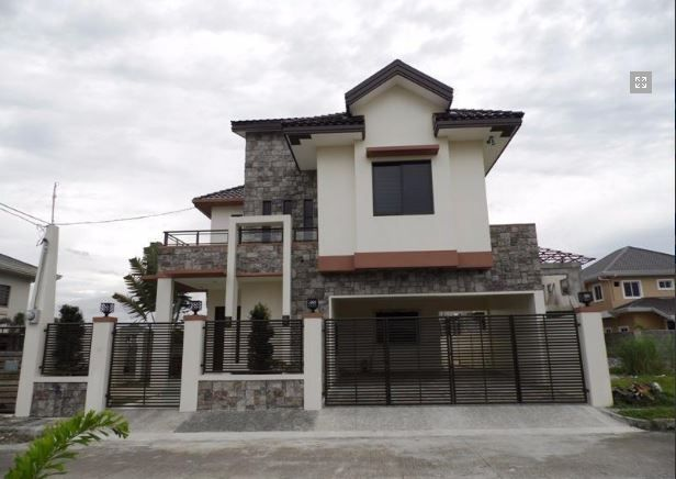 4 Bedroom House and lot near SM Clark for rent - 0