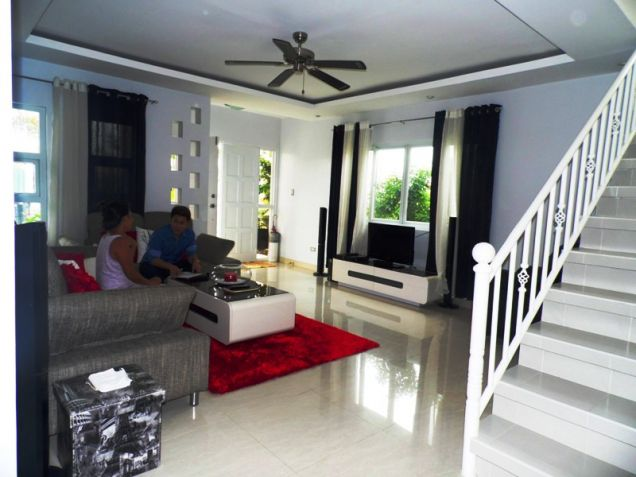 Four Bedroom House & Lot In Hensonville Angeles City Near To Clark Free Port Zone - 8