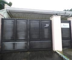 Spacious Bungalow House in Balibago for rent - 25K - 0