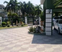 6Bedroom W/Private Swimmingpool Huge House & Lot For RENT In Angeles City - 4