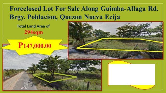 Lot for Sale in Quezon, Nueva Ecija, My Saving Grace Realty & Development Corp - 5