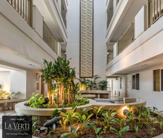1beroom 32sqm La Verti Residences, Pasay City Vito Cruz - 1