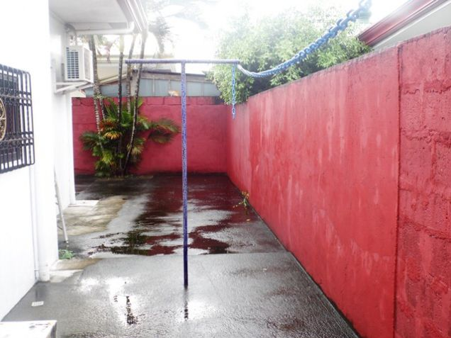 Fully Furnished Bungalow House FOR RENT near SM Clark - @40K - 8