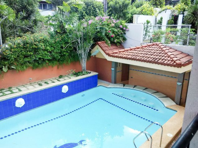 Large 4 Bedroom House with Swimming Pool for Rent in Cebu City Talamban Area - 5