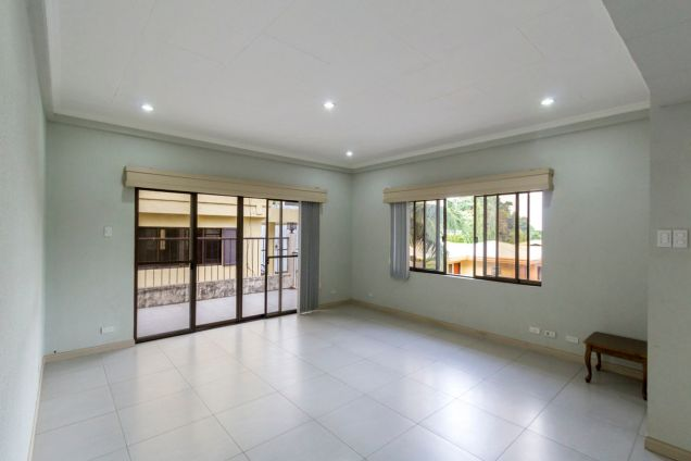 Renovated 4 Bedroom House for Rent in Maria Luisa Park - 0