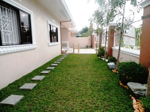 Furnished  House & Lot For Rent Along Friendship Highway In Angeles City Near CLARK - 0