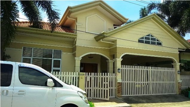 Cozy House and lot in Friendship for rent - Fully Furnished - 4