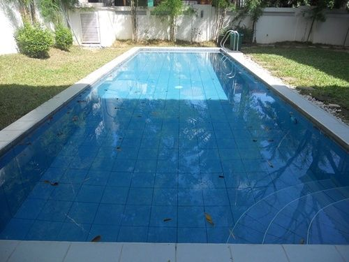 House and Lot for Rent in San Lorenzo Village Makati - 2