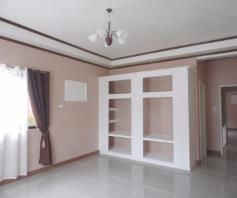 Spacious Bungalow House for rent in Friendship - 50K - 3