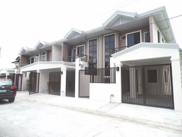 3BR for rent in gated subdivision in Friendship Angeles City - 0