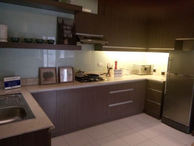 2 Bedroom Condominium with Antipolo View for Sale, Mirea Residences, Eastwood - 1