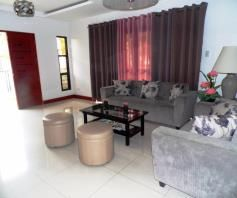 Furnished 3 Bedroom House & Lot For Rent In Hensonville Angeles City - 5