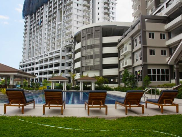 For Sale Studio type Ready for occupancy in Zinnia towers near SM North - 3