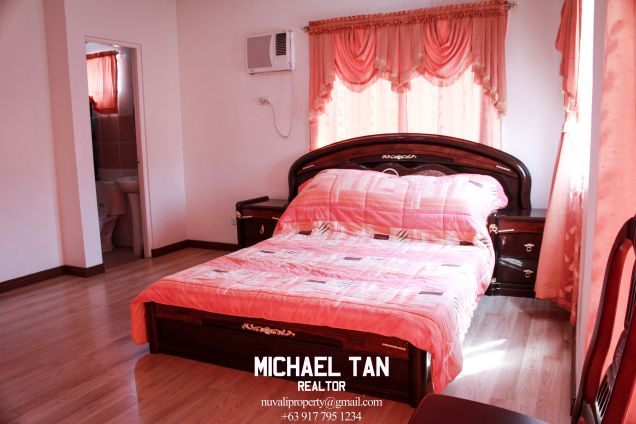 House and Lot for Sale -- Valenza, Sta. Rosa, Laguna