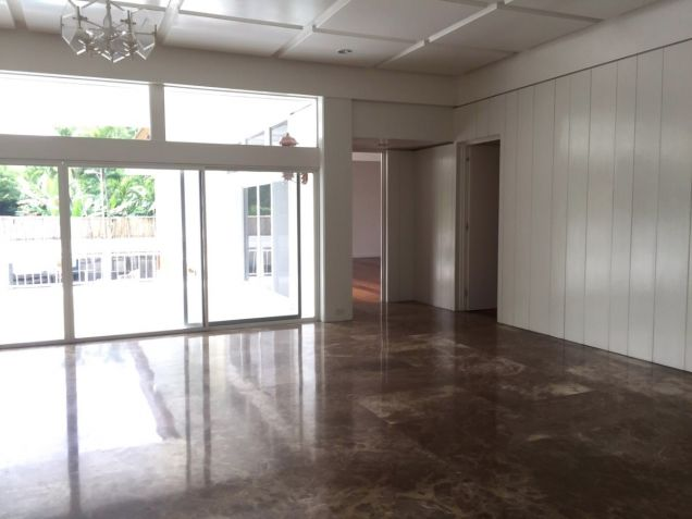 Spacious 4BR House For Rent in Dasmarinas Village, Makati - 2
