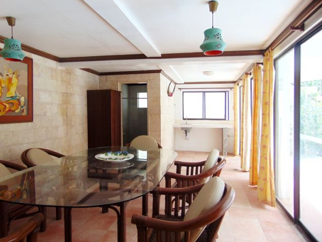 House for Rent with Swimming Pool in Banilad, Cebu City - 5