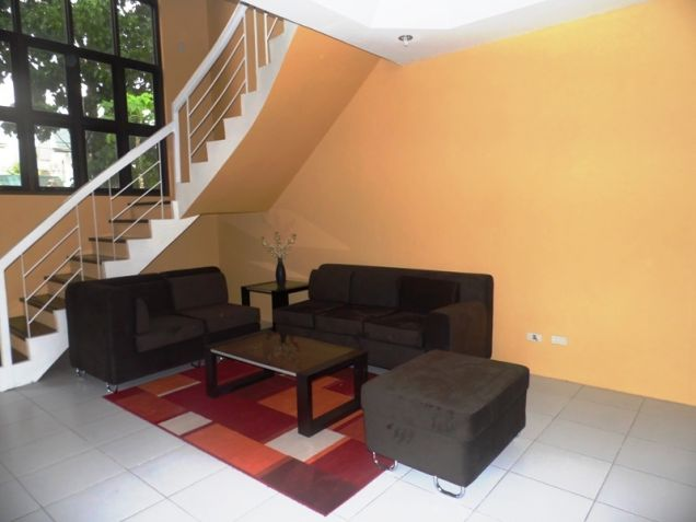 4BedroomTownhouse For Rent in Angeles City  walking distance in International school - 1