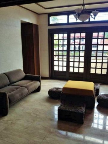 House and Lot, 4 Bedrooms for Rent in Ayala Alabang Village, Muntinlupa, Metro Manila, RHI-10236-A, Reality Homes Inc. - 2