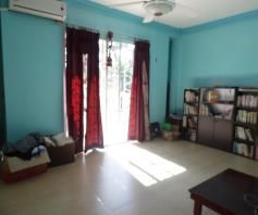 House and lot with Spacious yard for rent in Friendship - 55K - 4
