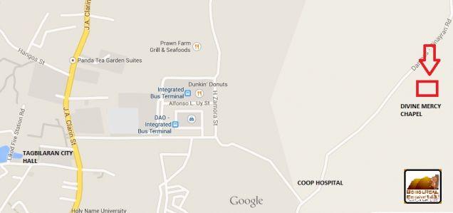 Dao, Tagbilaran City Lot for Sale - 750 sqm at 1.2M - 3