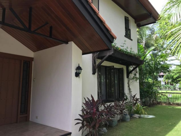 Ayala Alabang house for rent - 2