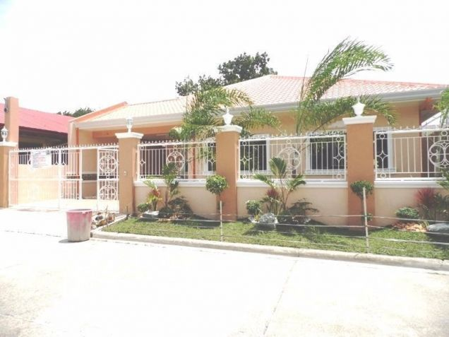3 Bedroom House and Lot in gated subdivision for rent in Friendship -35K - 6