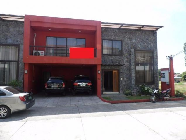 For Rent 3 Bedroom Townhouse In Friendship Angeles City - 4