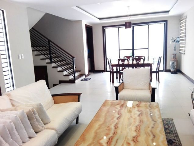 W/ Private Pool House & Lot For Rent In Friendship Angeles City Near CLARK - 9