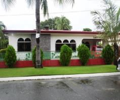 Bungalow House and Lot for Rent in Angeles City Fully Furnished P40k only - 3