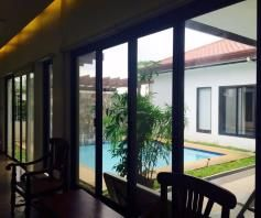 3 Bedroom Furnished House and Lot with Pool for Rent in Hensonville - 6
