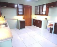 Corner Lot House for Rent inside a gated Subdivision at Balibago - 75K - 3